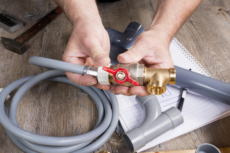 Do It Yourself Plumbing: Plumbing Problem Stock Photo. Image Of Plumbing, Toilet