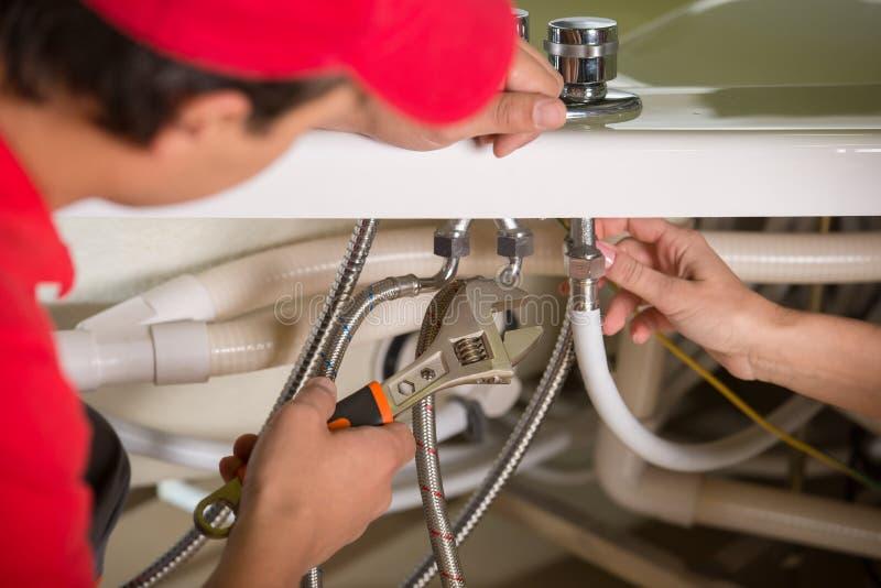 Plumbing. Professional plumber. Plumbing repair service
