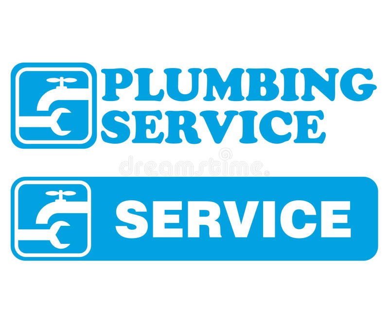Download Plumbing service stock vector. Image of plumber, instrument - 34864494