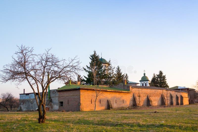 Plumbuita kloster royaltyfri fotografi