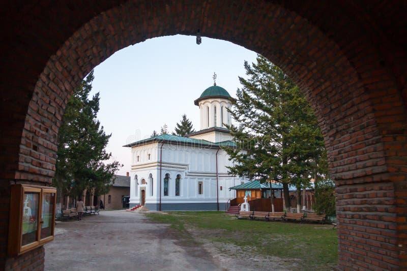 Plumbuita kloster arkivfoton