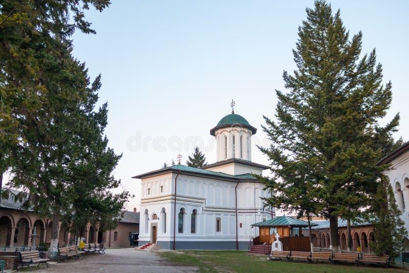Plumbuita kloster arkivbilder