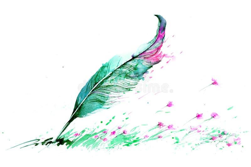 Plumelet бесплатная иллюстрация