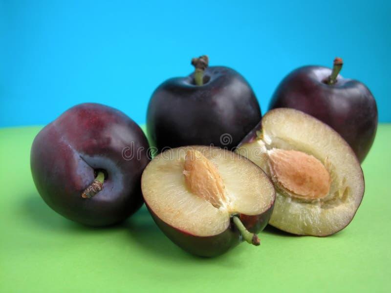 Download Plums stock photo. Image of diet, fresh, sweet, plum, taste - 177532