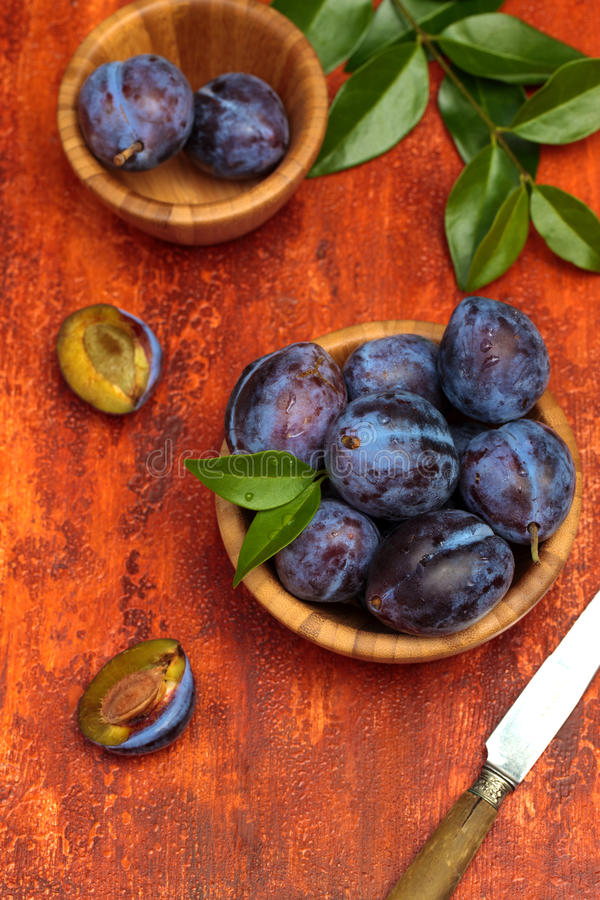 Download Plums stock image. Image of group, nutrition, harvest - 26535039