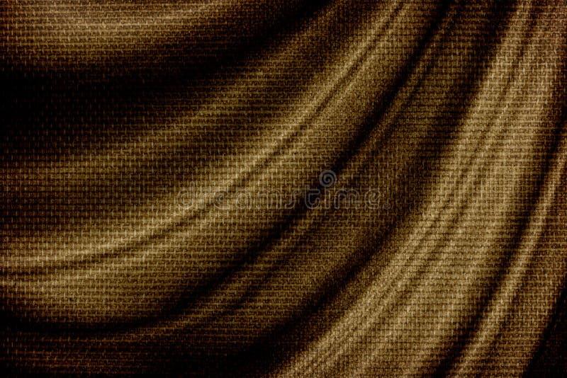 plundra textur för säck fotografering för bildbyråer
