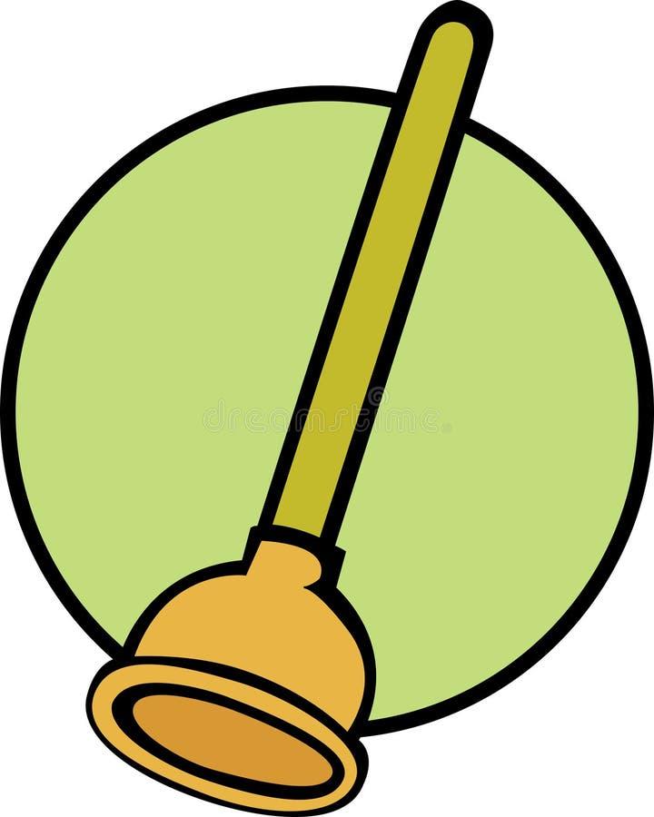 Download Plunger Vector Illustration Stock Vector - Image: 6253692