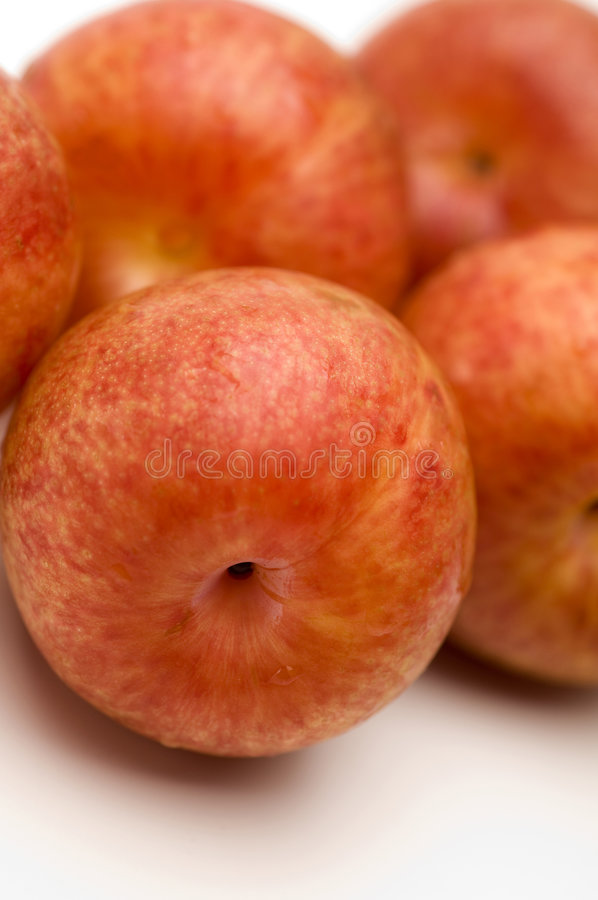 Pluots Fruit Hybrid Plum And Apricot Royalty Free Stock Photography