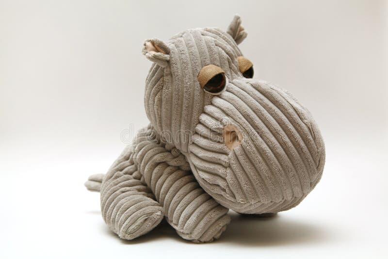 Download Plush hippo stock photo. Image of background, hippopotamus - 63651034
