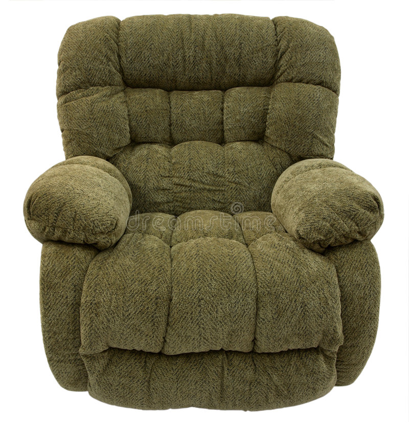 Free Plush Rocker Recliner Royalty Free Stock Photography - 1925447
