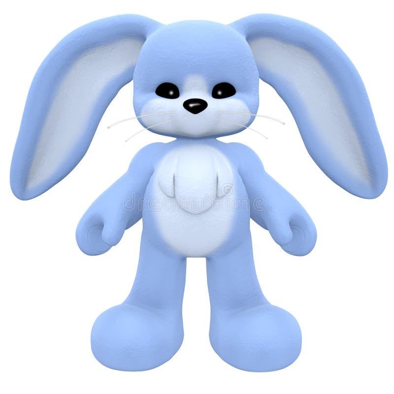 plushy królik. ilustracji