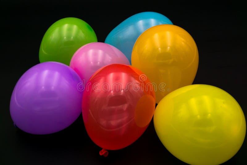 Plusieurs ballonnets photos libres de droits