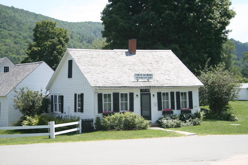 Plymouth Notch Historic District Editorial Photo