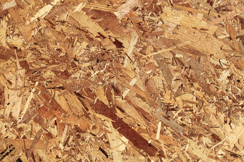 Plywood Background. Multilayer engineered plywood background for home construction stock image