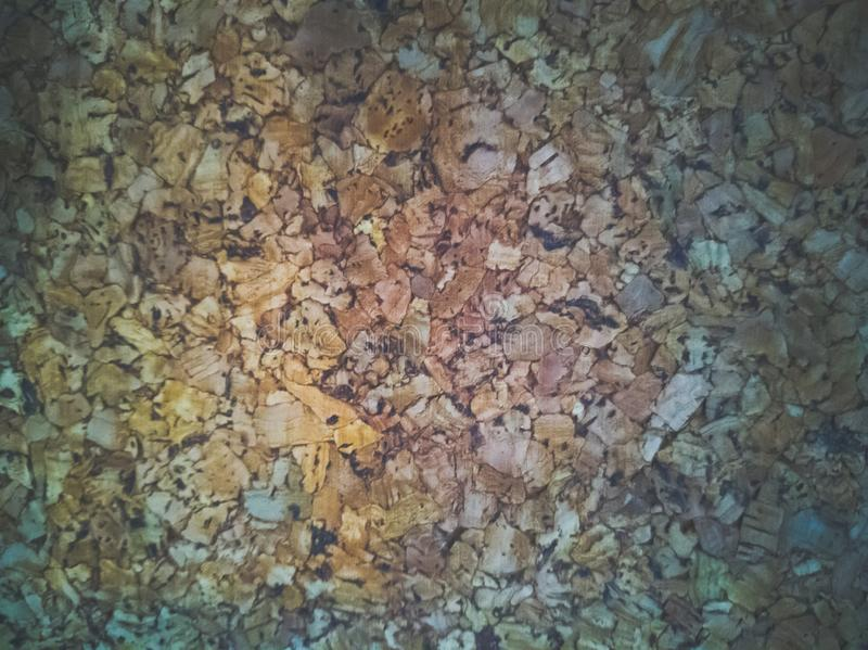 Plywood background image. noise and blur picture.Has space for text input. Background stock photography