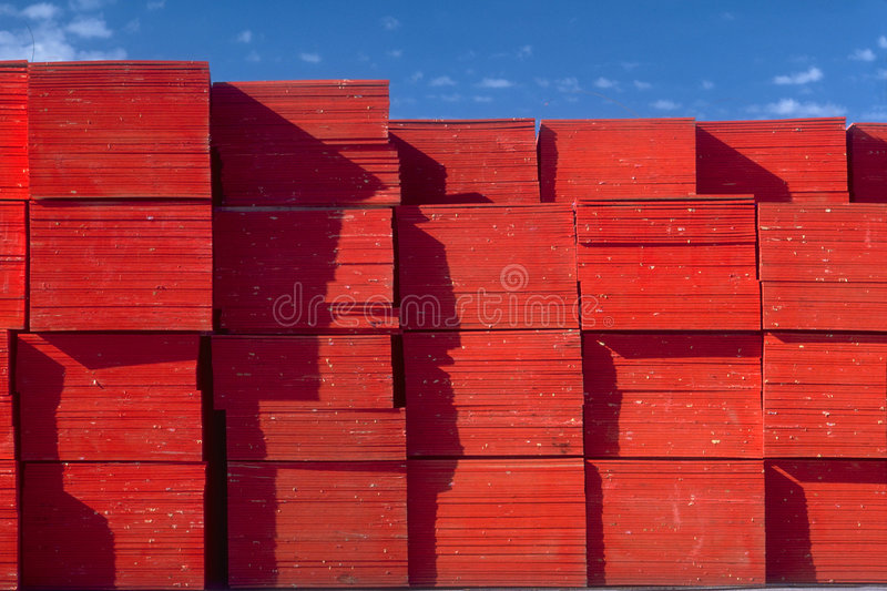 Download Plywood Ends Stock Image - Image: 40611