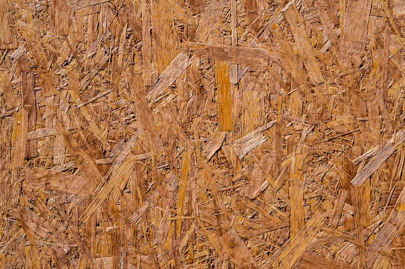 Plywood texture particle board for background and design. stock photos