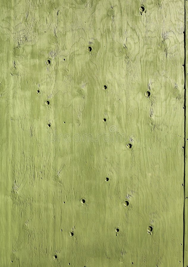 Free Plywood Texture - With Knot Holes Royalty Free Stock Photography - 3720847