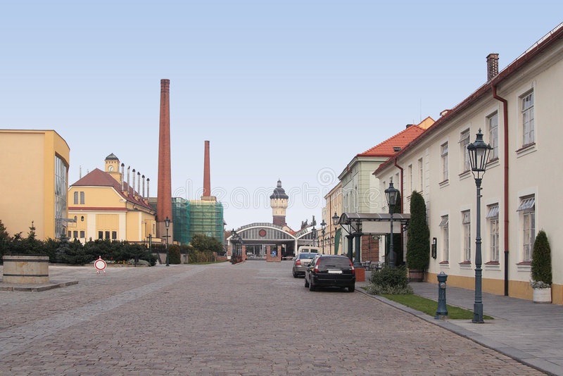 Download Plzen brewery stock image. Image of urquell, famous, czech - 3873377