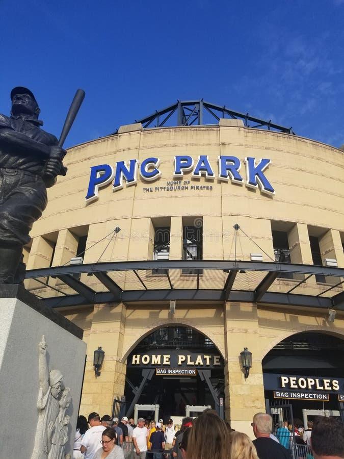 PNC Park stock photography
