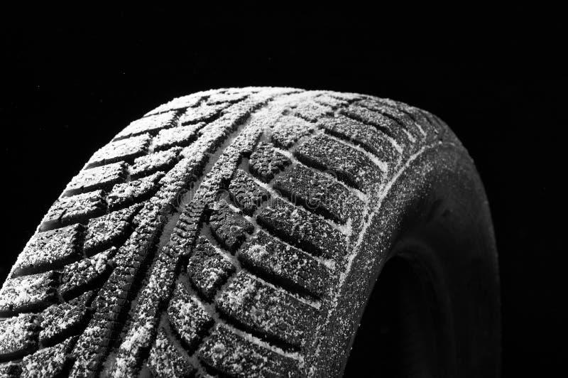 pneu de cache photo libre de droits