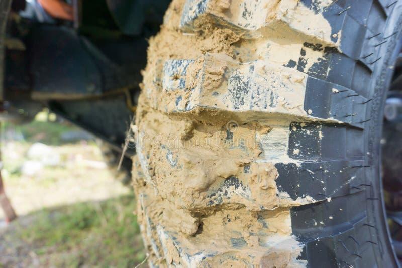 pneumático da movimentação de 4 rodas fotos de stock royalty free