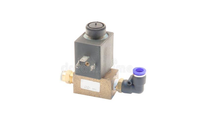 Pneumatisk ventil royaltyfria foton