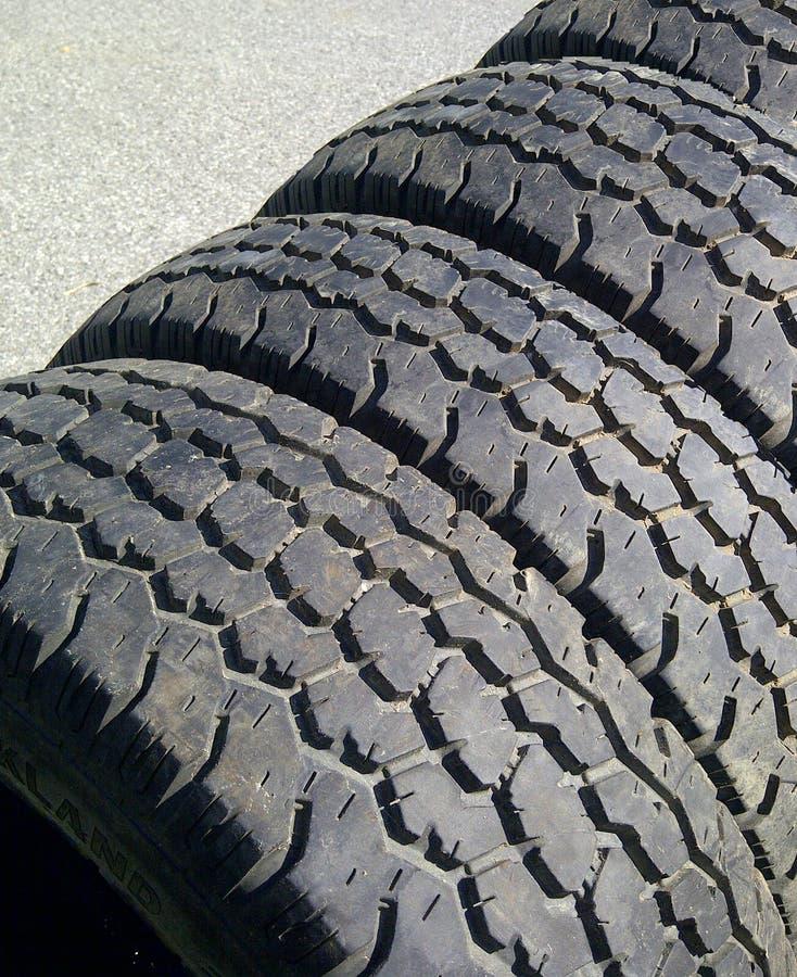 pneus photo stock
