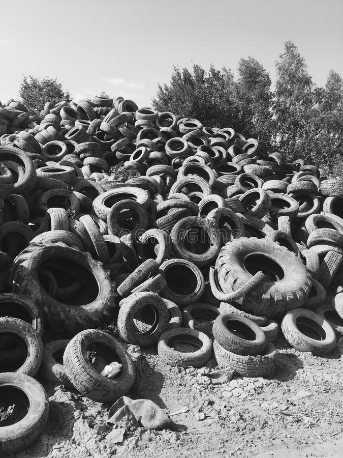 pneus photos stock