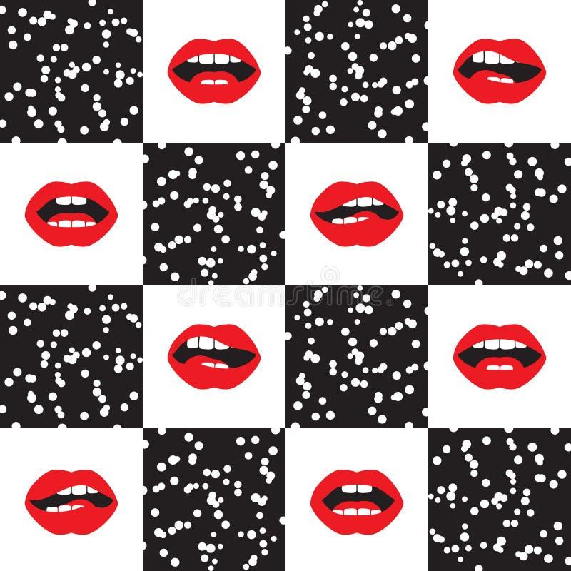 PNF Art Pattern ilustração royalty free