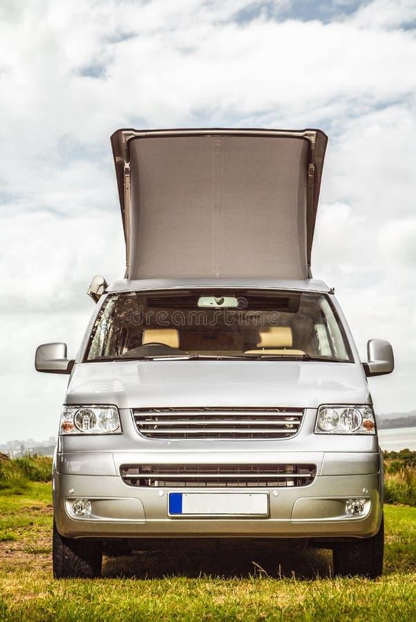 PNF Campervan superior imagem de stock
