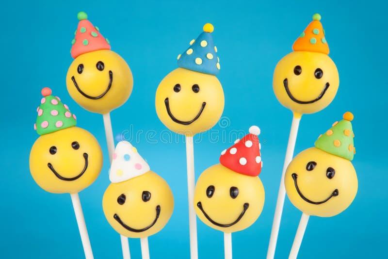 PNF do bolo de aniversário imagens de stock royalty free