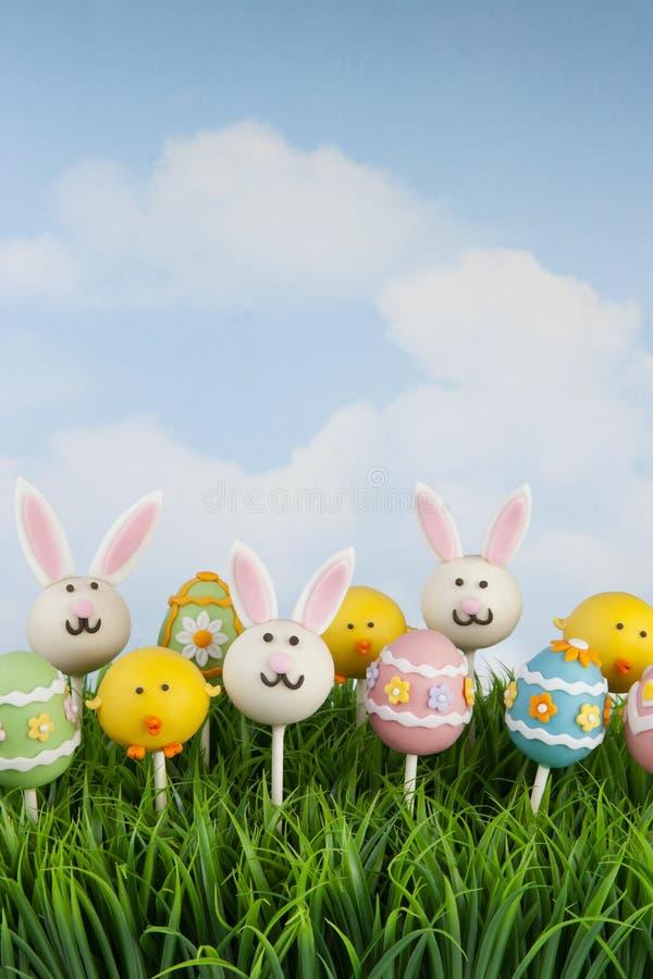 PNF do bolo de Easter imagens de stock royalty free
