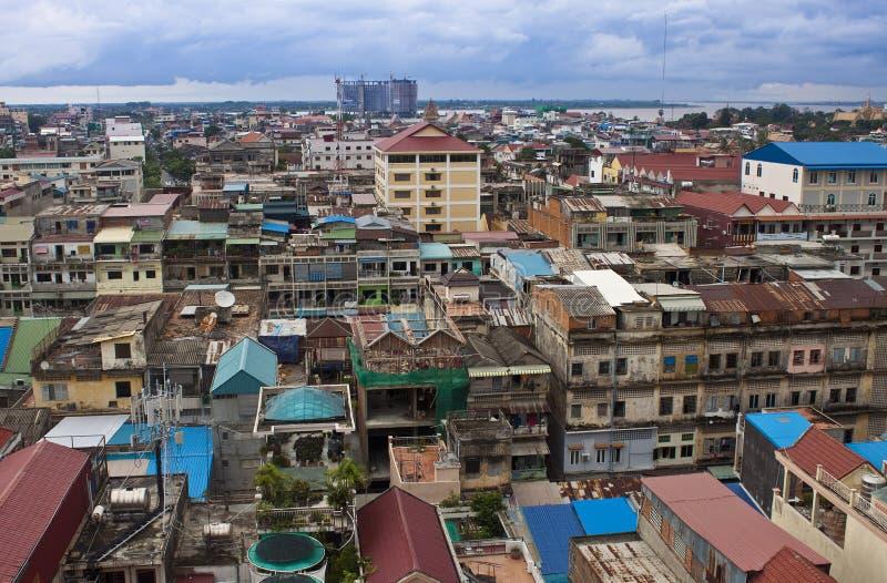 Download Pnom Penh stock image. Image of pnom, southeast, street - 31613893