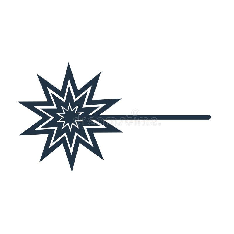 Położenie ikony wektor odizolowywający na białym tle, położenia podpisuje ilustracji