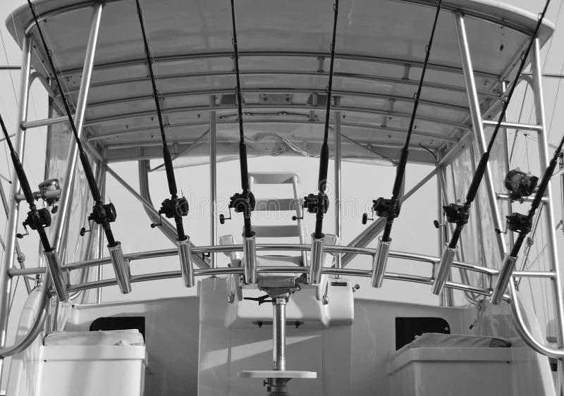 połowów łódkowaci prącia zdjęcia stock