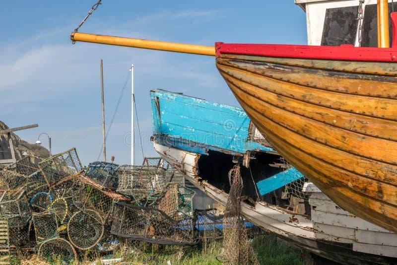 Połowów kontyngenty i lokalne gospodarki zdjęcie royalty free