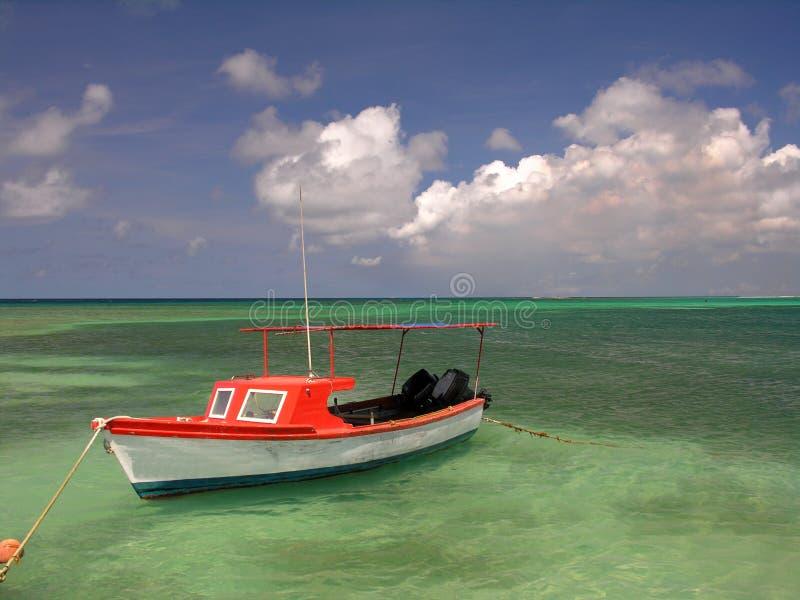 Download Połowowych łodzi obraz stock. Obraz złożonej z drzewo, wakacje - 138569