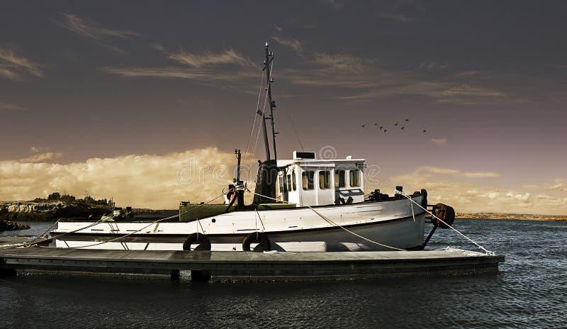 połowu trawler zdjęcia royalty free