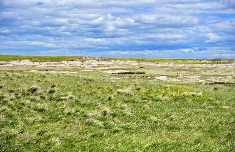 Południowa Dakota preria zdjęcia stock
