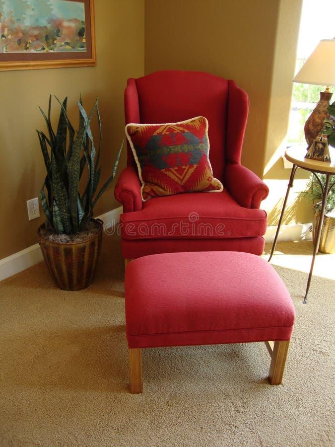 południowo-zachodni krzesło poduszka zdjęcia stock