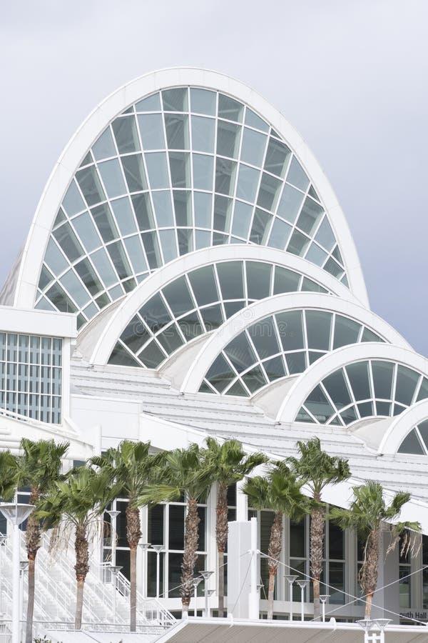 Południowy concourse architektury styl obrazy royalty free