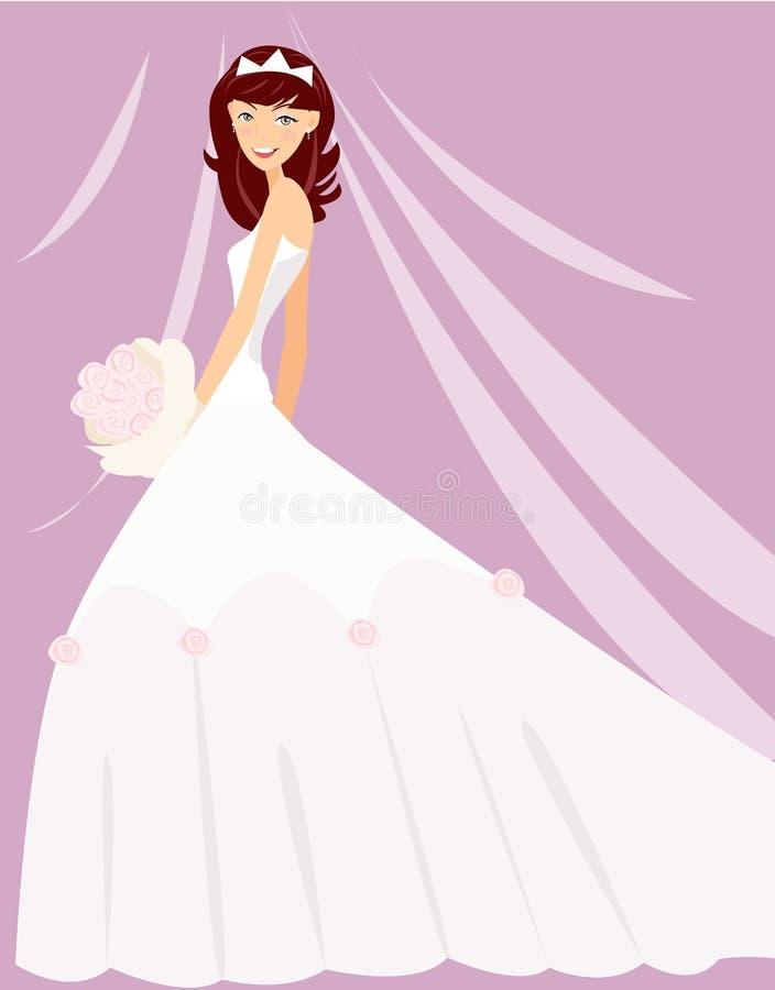 poślubić royalty ilustracja