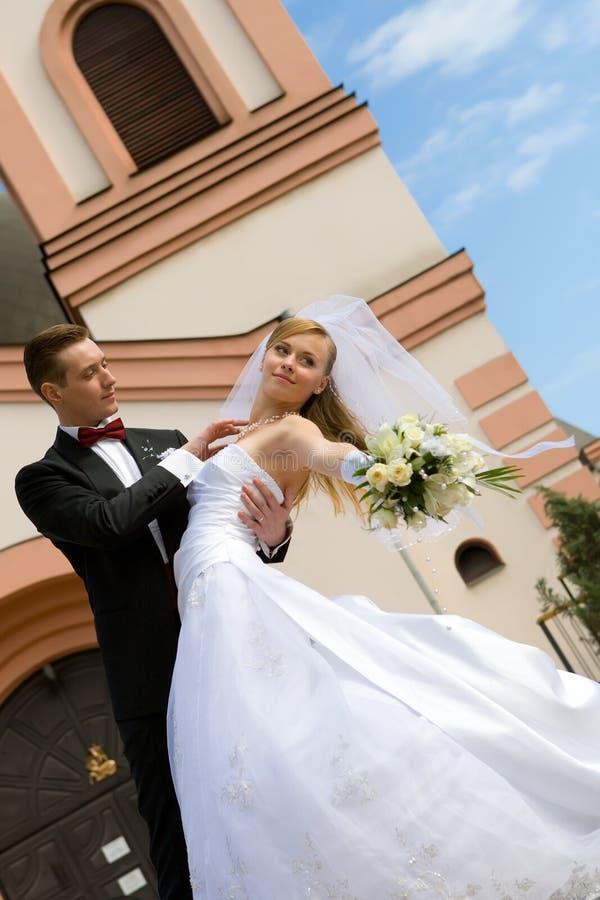poślubia obrazy stock