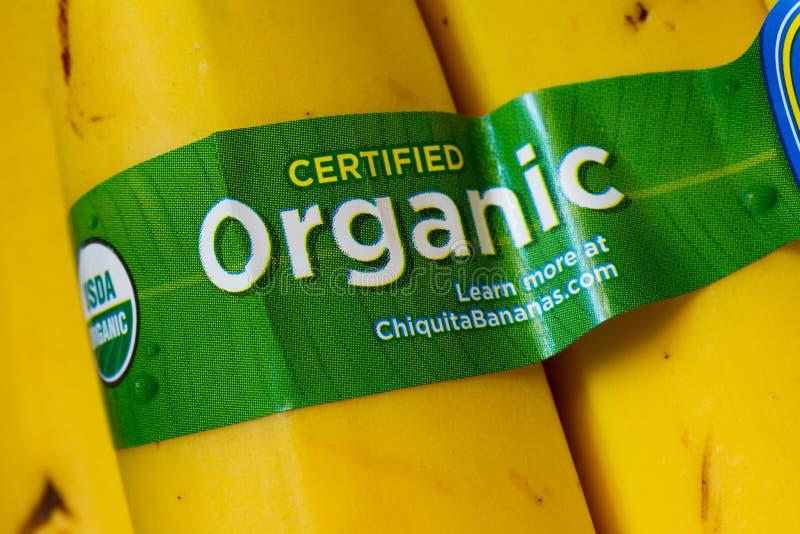 poświadczam organicznie zdjęcie royalty free