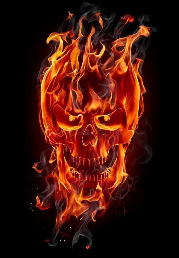 pożarnicza czaszka