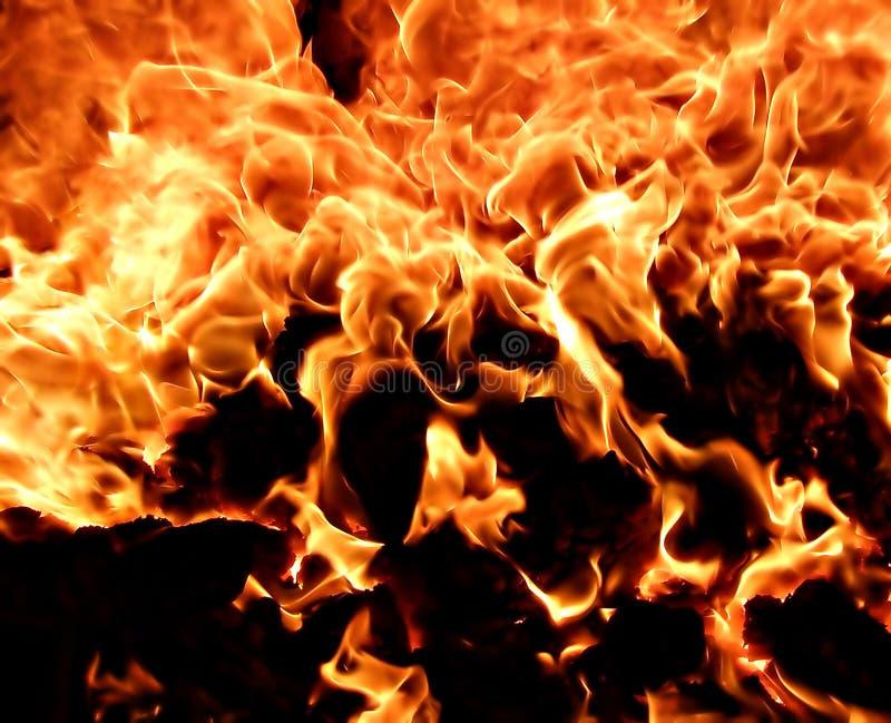 pożarnicza kuchenka obrazy stock