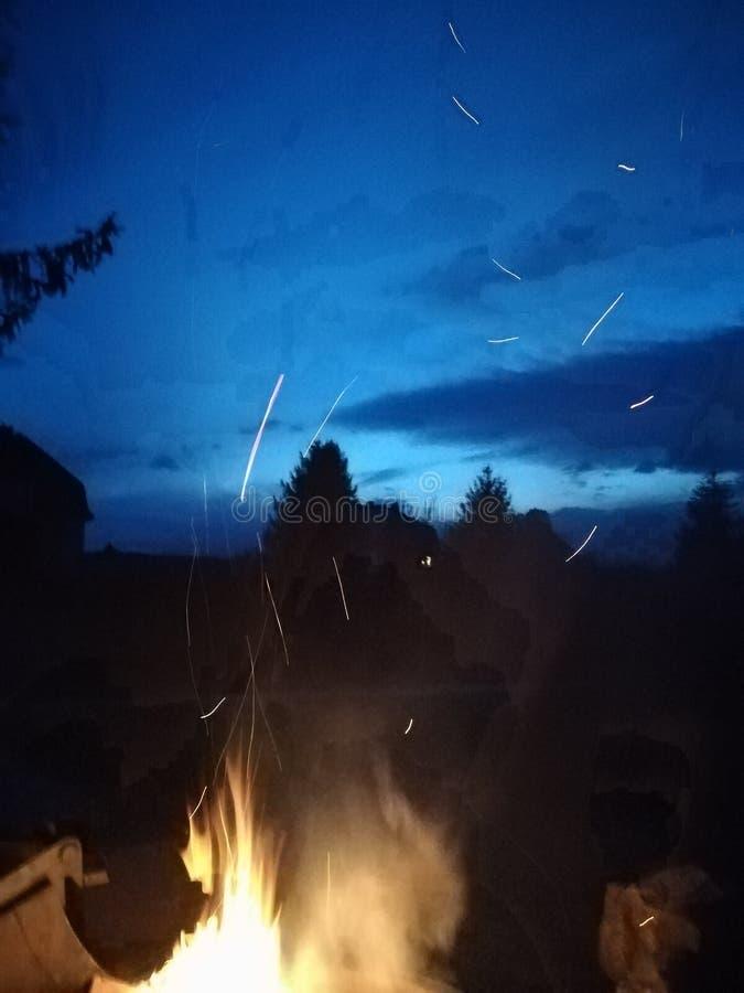 Pożarniczy świetliki zdjęcia stock