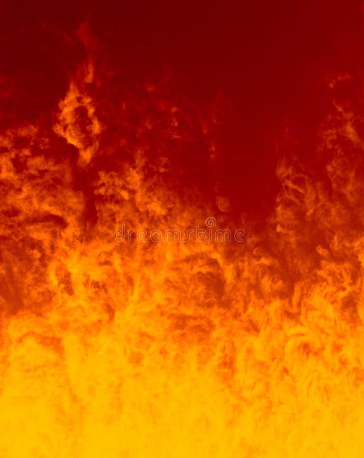 Pożarniczy abstrakta tło obraz stock