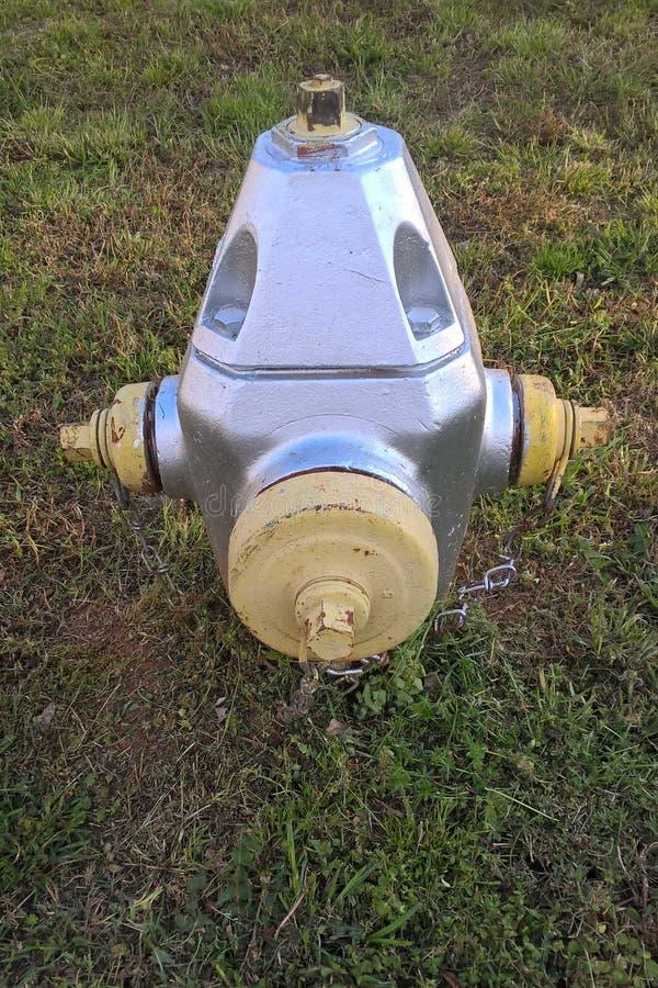 Pożarniczy hydranty obraz royalty free